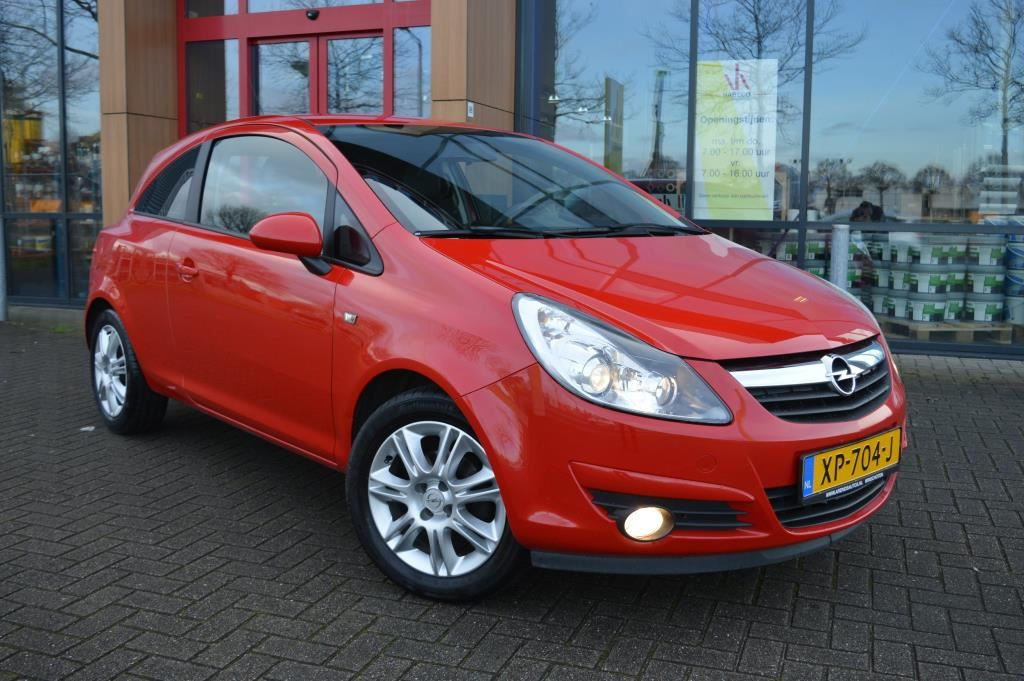 Opel Corsa occasion - Auto Eemvallei