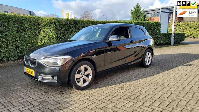 BMW 1-serie 116i F20 Sport 6-bak 80000km origineel 136pk Sportstoelen Gereviseerd!!