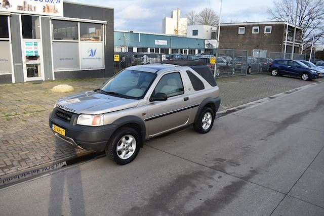 Land Rover Freelander Hardback 2.0di Hard Top