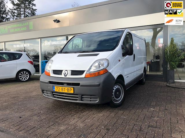 Renault Trafic 1.9 dCi L1 H1 1e Eigenaar/Koelwagen/Btw auto