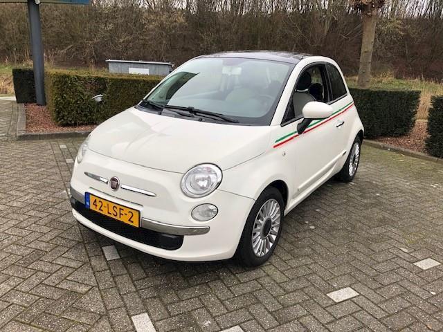 Fiat 500 occasion - Automobielbedrijf T. van der Vliet B.V.