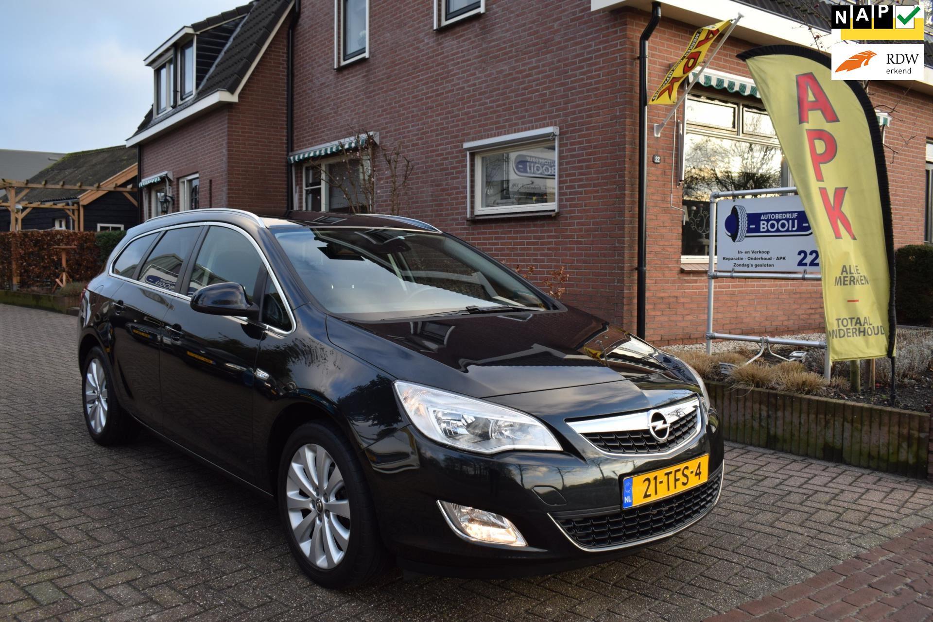 Opel Astra Sports Tourer occasion - Autobedrijf Booij
