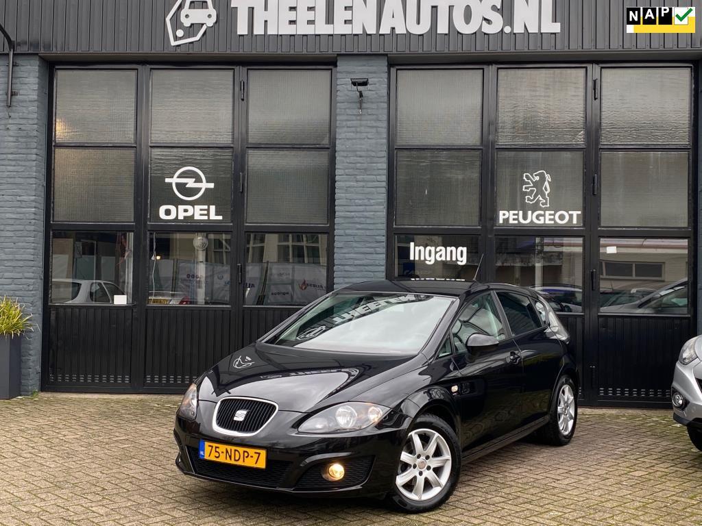 Seat Leon occasion - Theelen Auto's