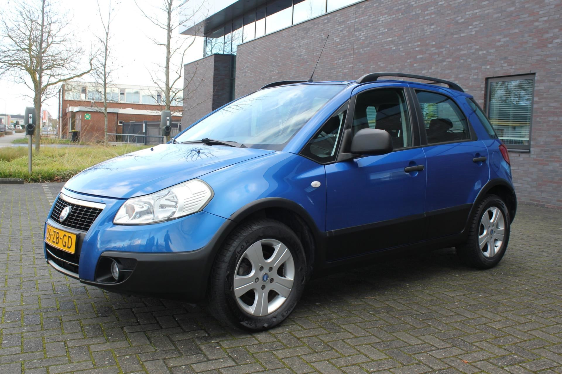 Fiat Sedici occasion - Autoflex Grootebroek