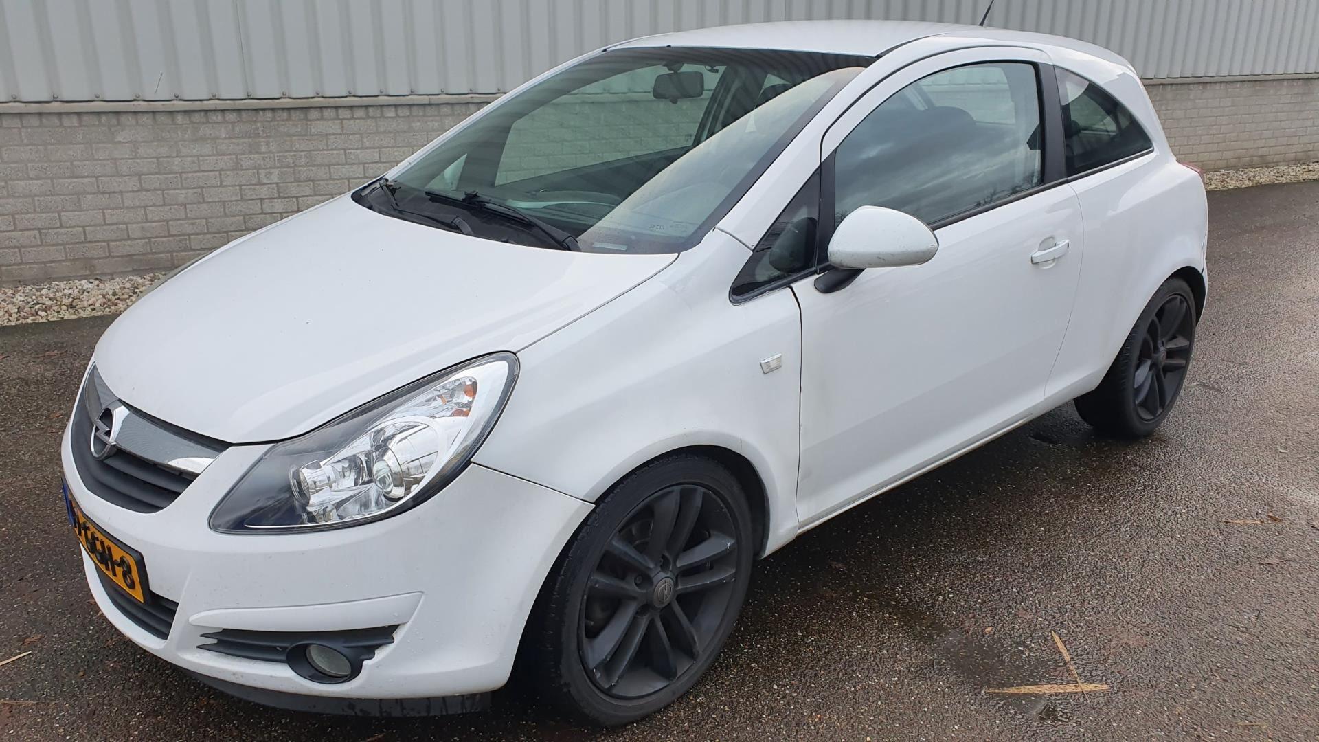 Opel Corsa occasion - Terborg Auto's
