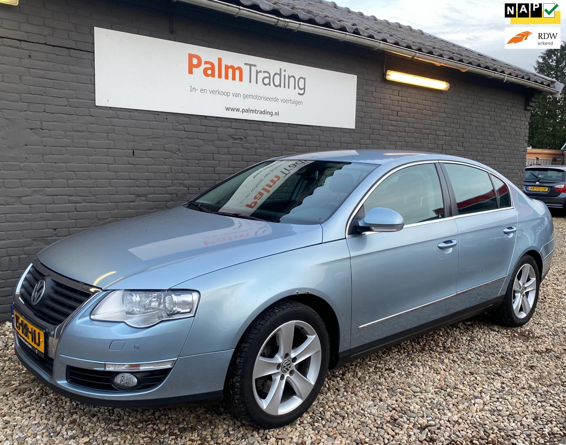 Volkswagen Passat occasion - Palm Trading