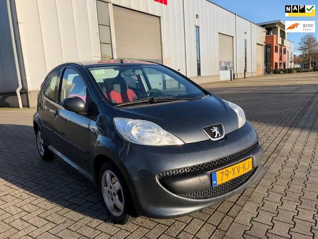 Peugeot 107 1.0-12V XS Urban Move/AUTOMAAT 5 DRS/AIRCO
