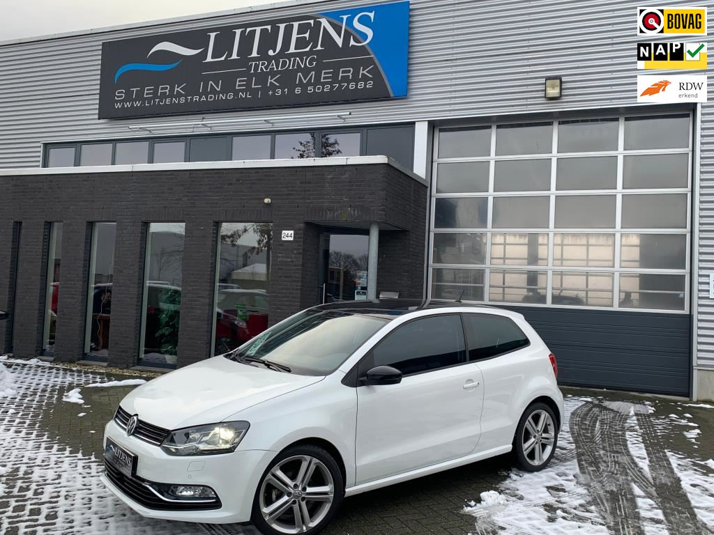 Volkswagen Polo occasion - Litjens Trading