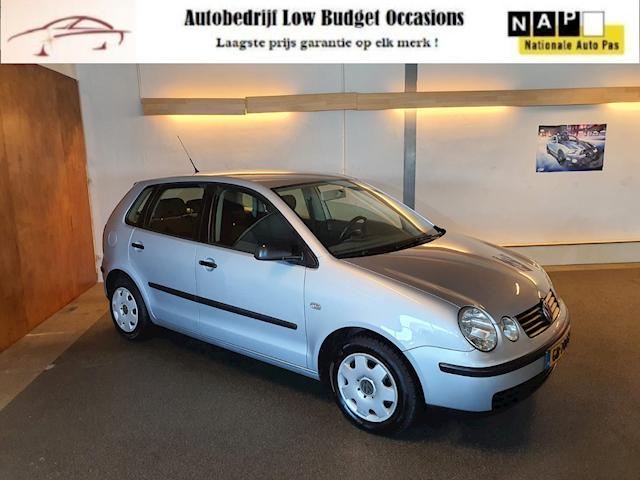 Volkswagen Polo 1.2-12V Sportline,Apk Nieuw,2e Eigenaar,Airco,E-Ramen,N.AP,5Deurs,Goed onderhouden,