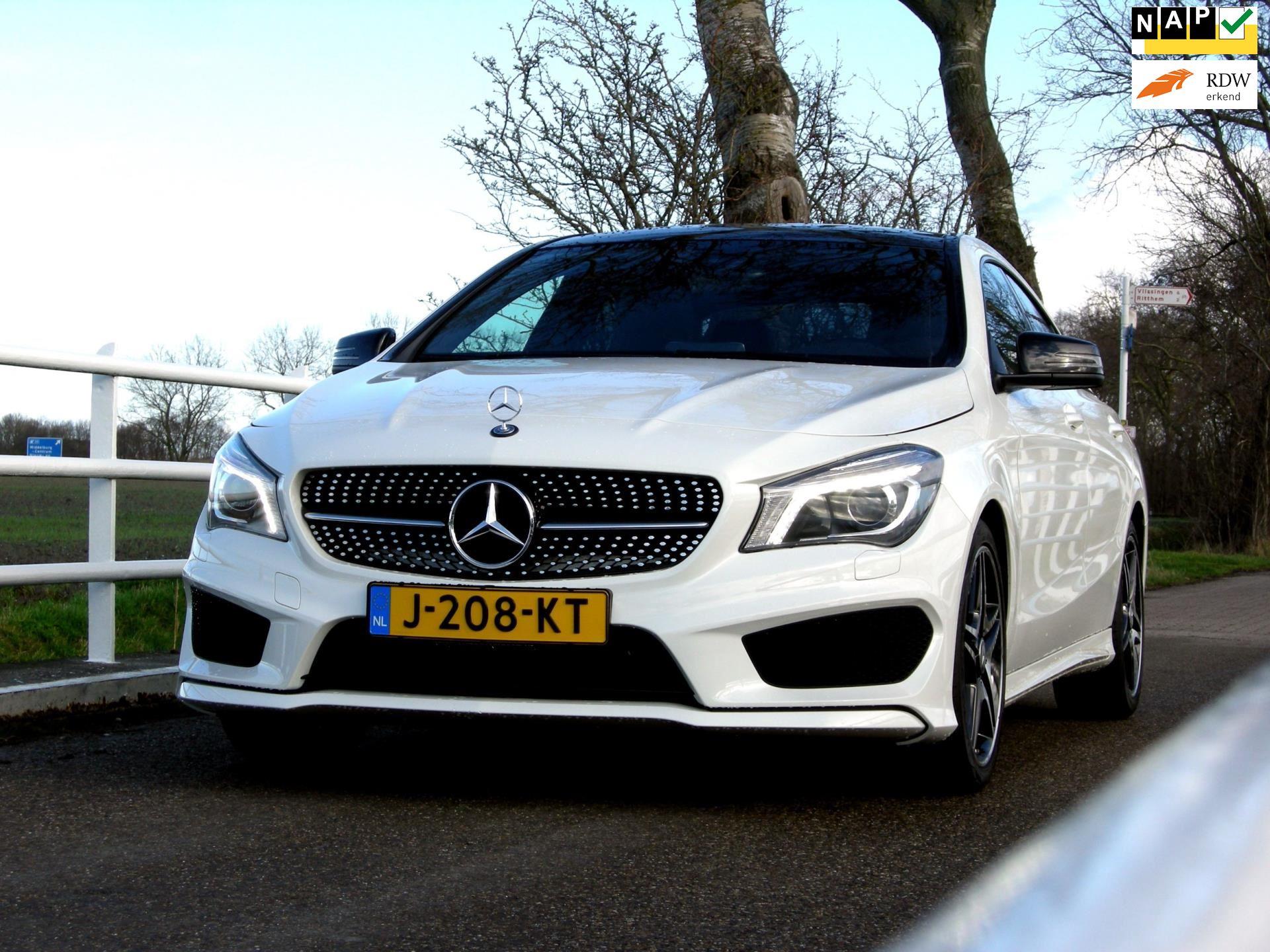 Mercedes-Benz CLA-klasse occasion - Autobedrijf Jan Wisse