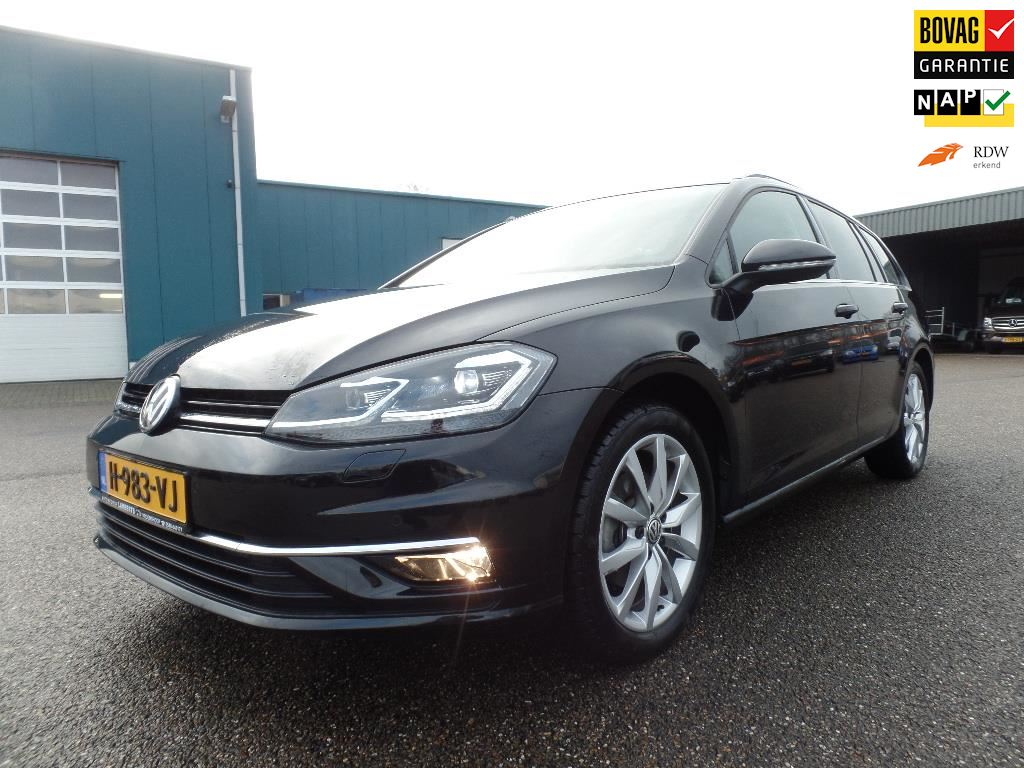 Volkswagen Golf Variant/station occasion - Autobedrijf Lamberts