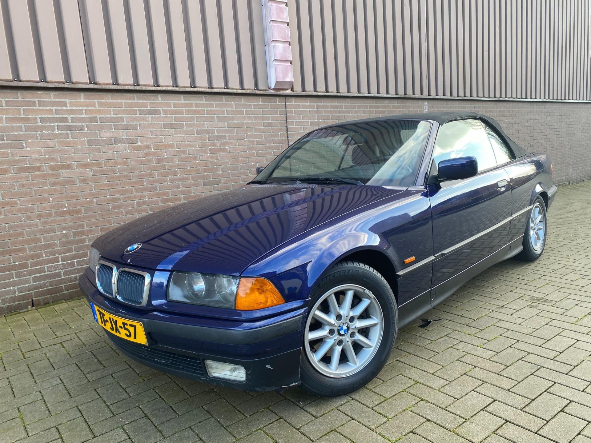 BMW 3-serie Cabrio occasion - Auto op Afspraak