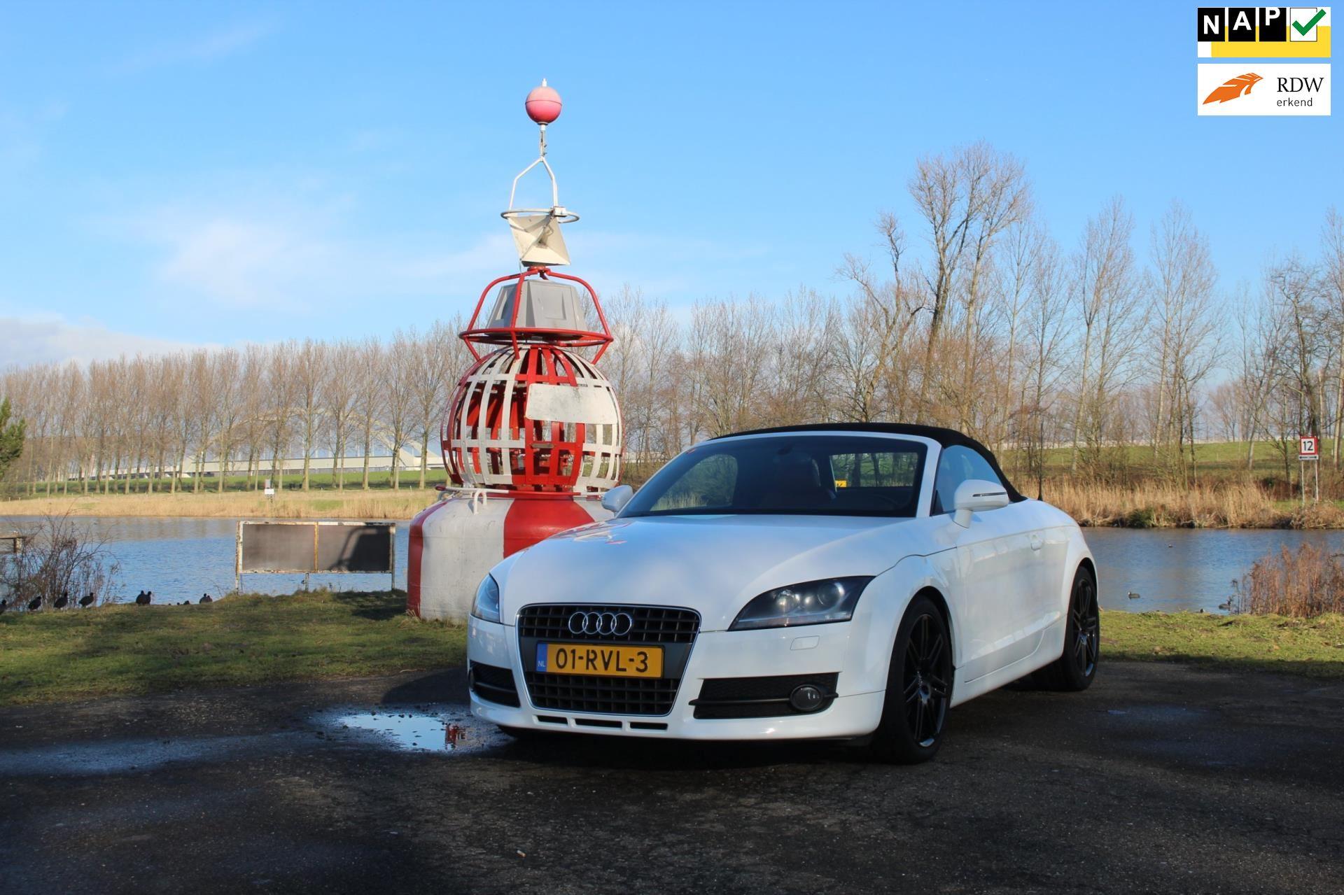 Audi TT Roadster occasion - Van Vliet Auto's
