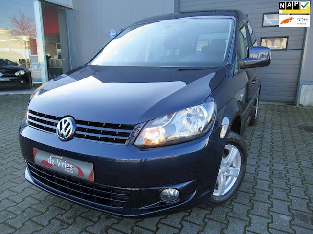 Volkswagen Caddy 1.2 TSI Trendline / Clima / Lmv / Elektr. ramen / Bumpers in kleur / 2x Schuifdeur