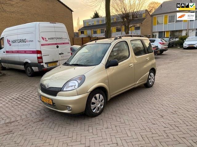 Toyota Yaris Verso AUTOMAAT / Airco / Eerste eigenaar / Nieuw APK