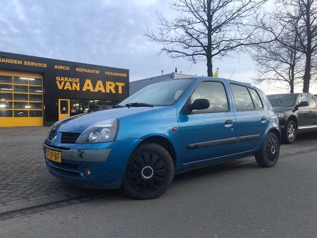 Renault Clio 1.2-16V Expression