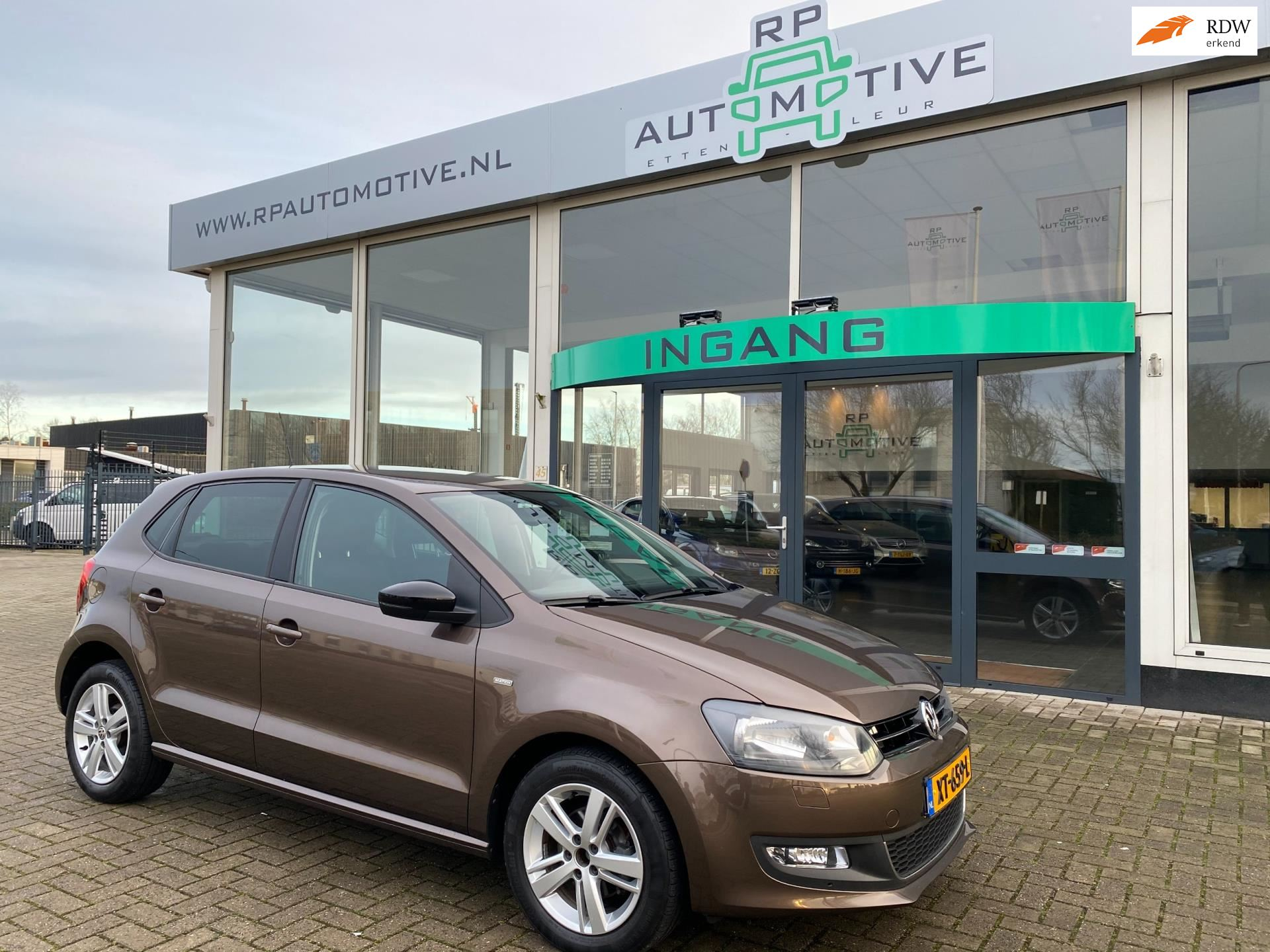 Volkswagen Polo occasion - RP Automotive