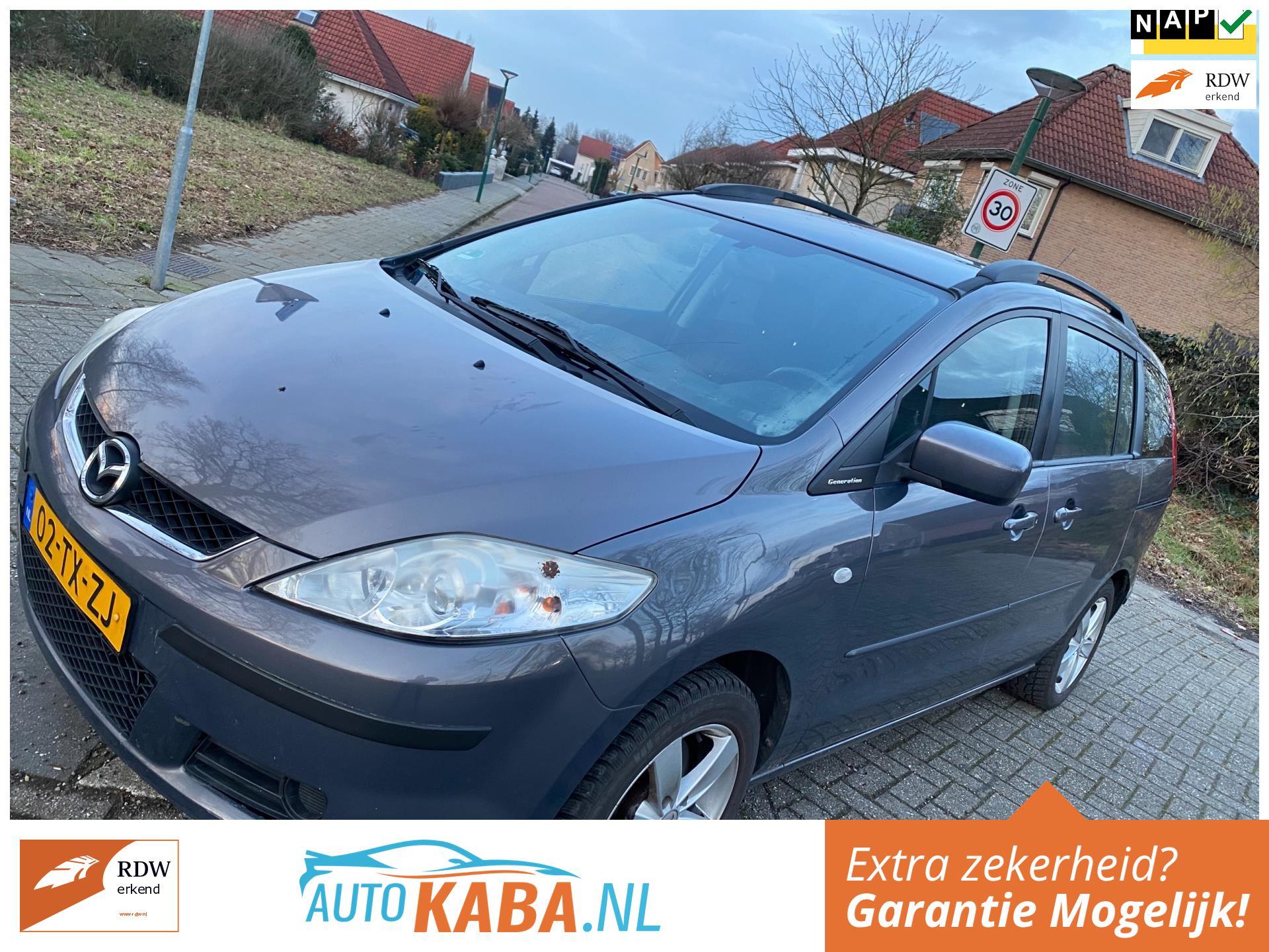 Mazda 5 occasion - Autokaba Enschede