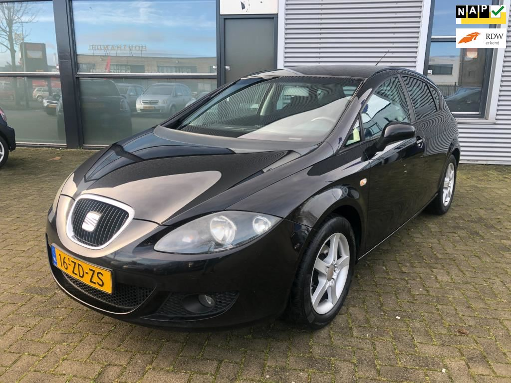 Seat Leon occasion - Pascal Traa