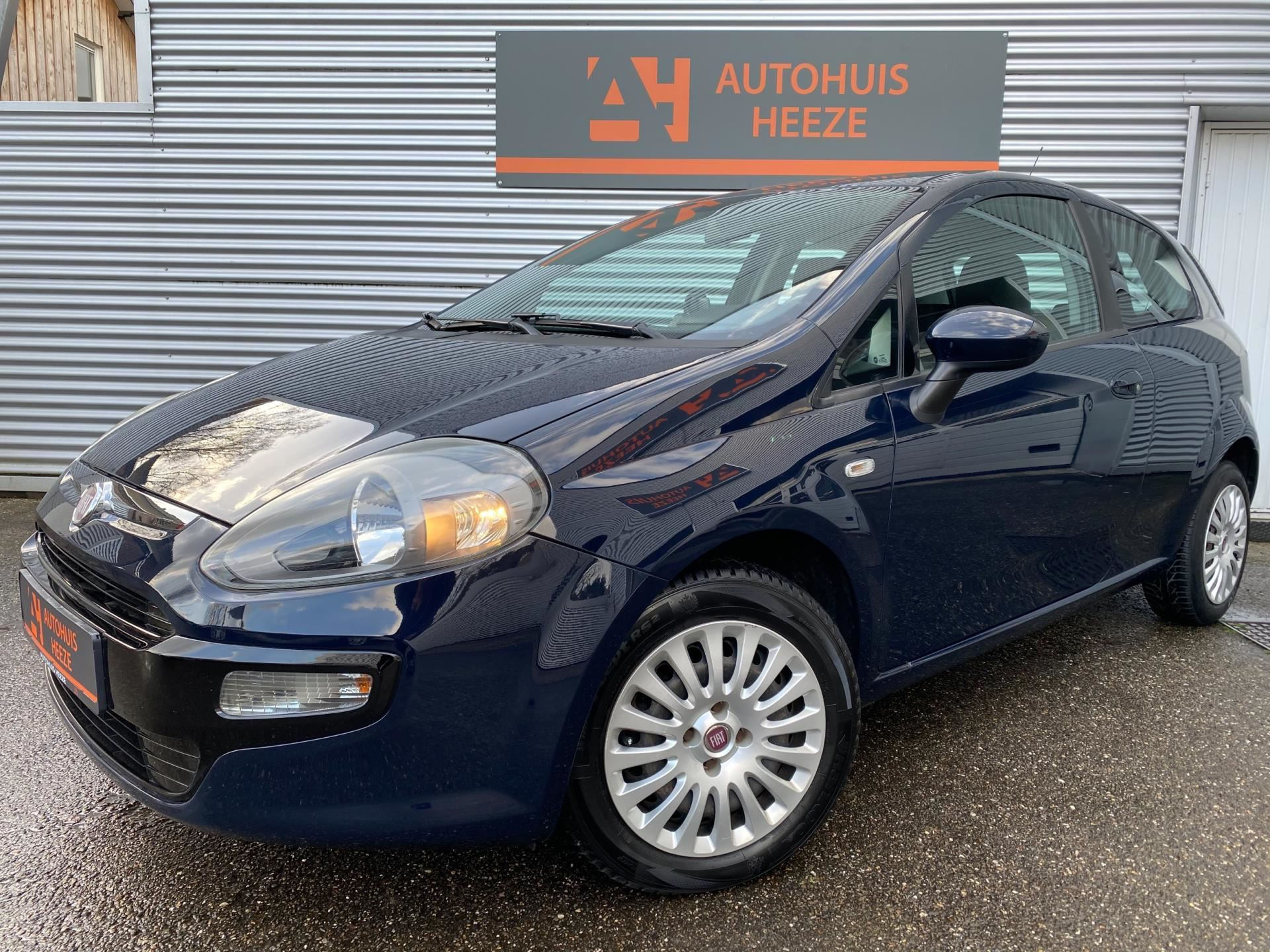 Fiat Punto Evo occasion - Autohuis Heeze