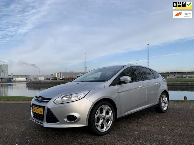 Ford Focus 1.0 EcoBoost Lease Trend, Bluetooth, Lmv