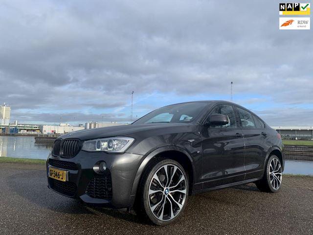 BMW X4 XDrive20d High Executive, M-Styling, Leder, Navi