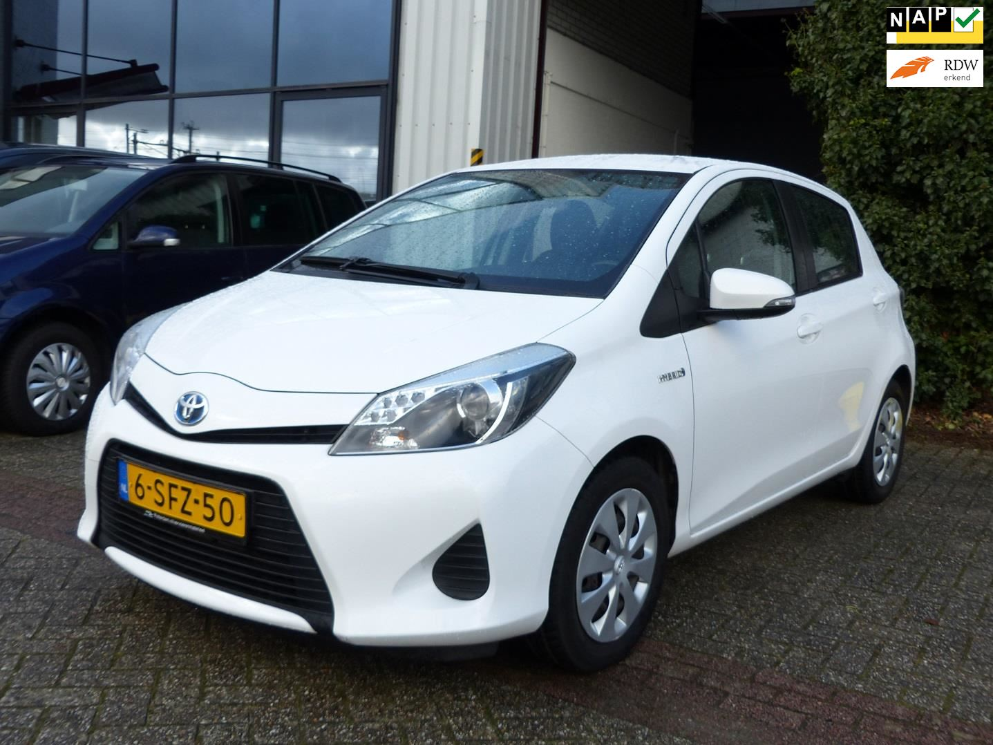 Toyota Yaris occasion - Bol Cars