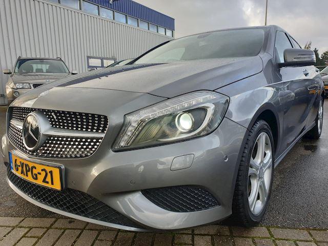 Mercedes-Benz A-klasse 200 CDI Prestige Automaat Leder Navi Nieuwstaat.