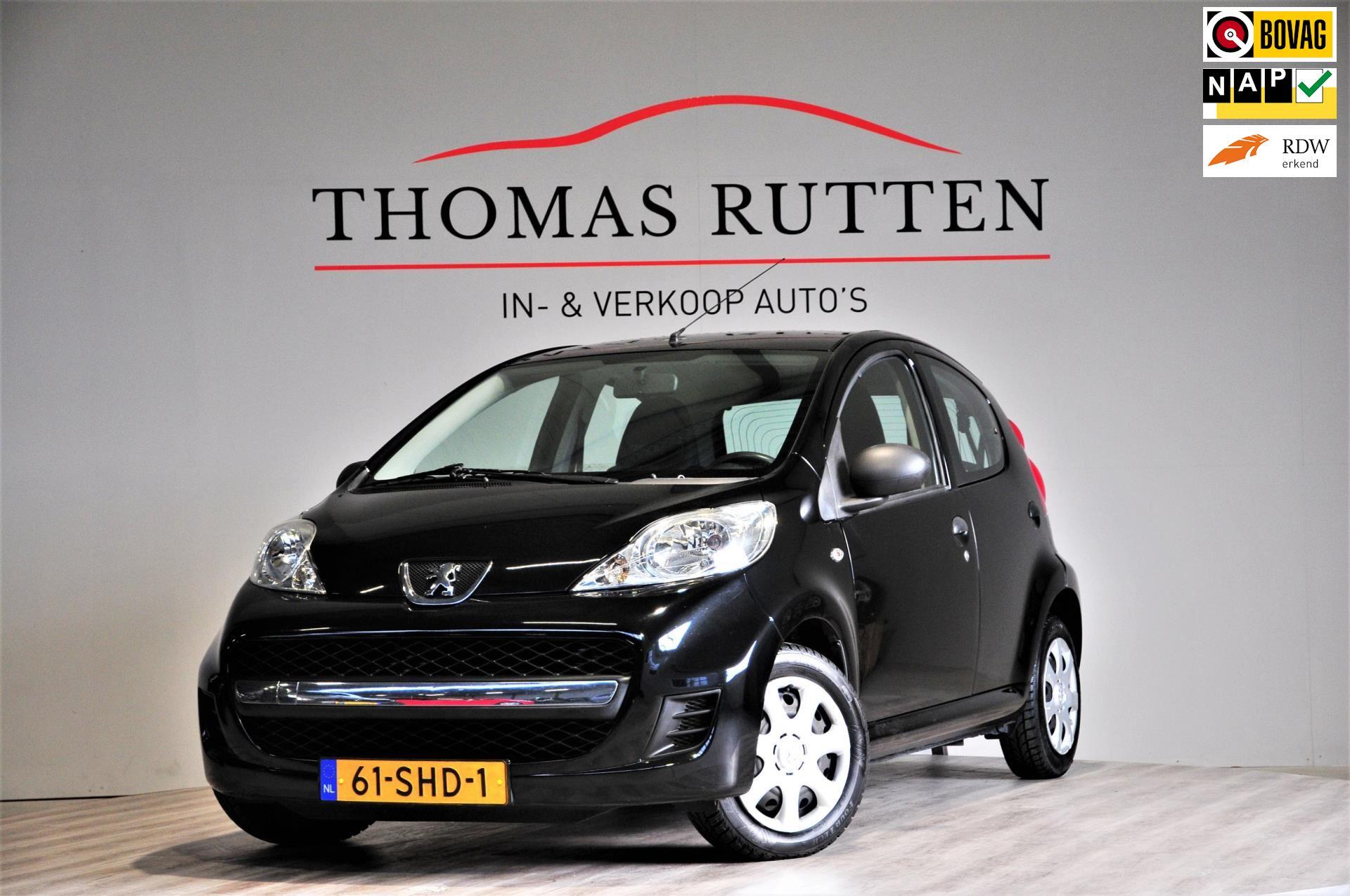 Peugeot 107 occasion - Autobedrijf Thomas Rutten