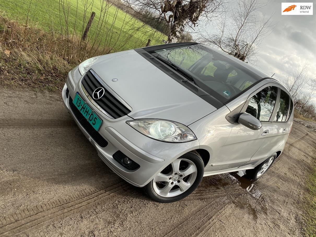 Mercedes-Benz A-klasse occasion - BPO Automotive