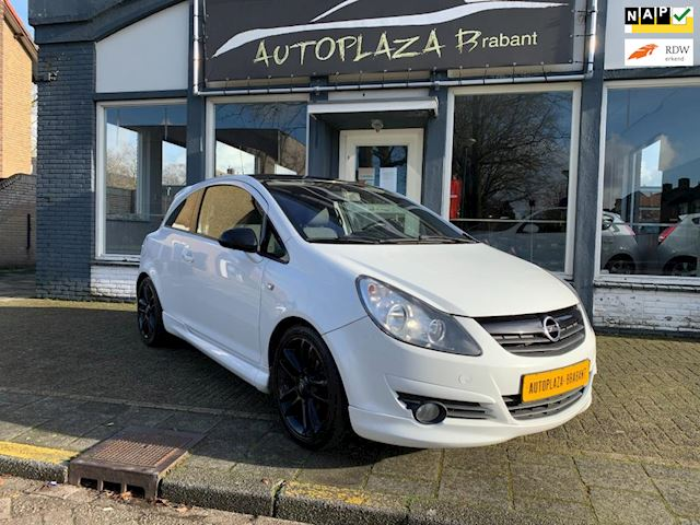 Opel Corsa 1.4-16V LIMITED EDITION/ CLIMAT/ CRUISE/ LEER/ AUX/ 17 INCH VELGEN/ ISOFIX