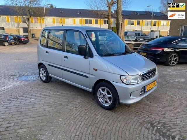 Daihatsu Move AUTOMAAT / Airco / 99.000 NAP / UNIEK / Zeer mooie auto
