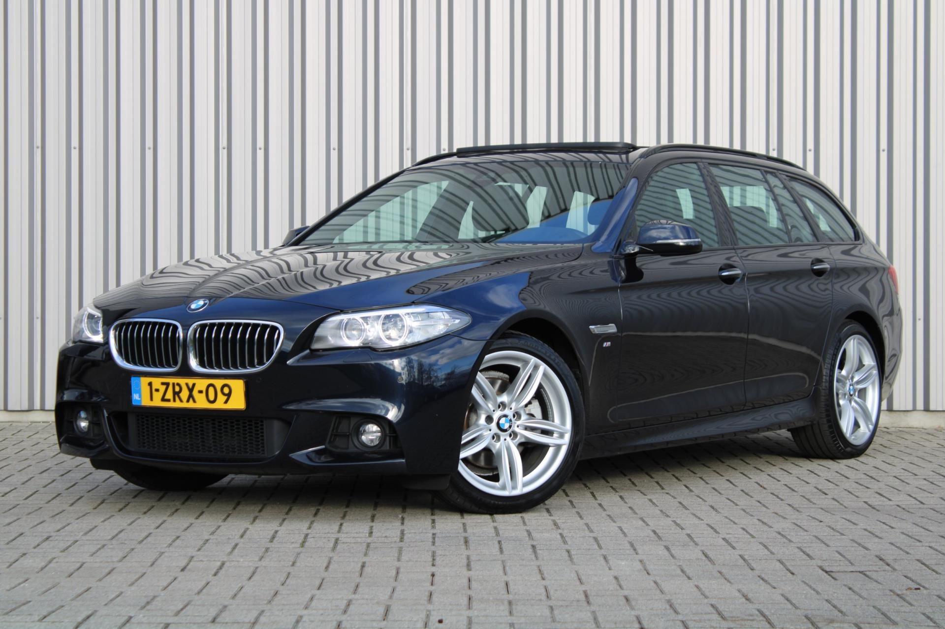 BMW 5-serie Touring occasion - Autobedrijf Van De Klundert