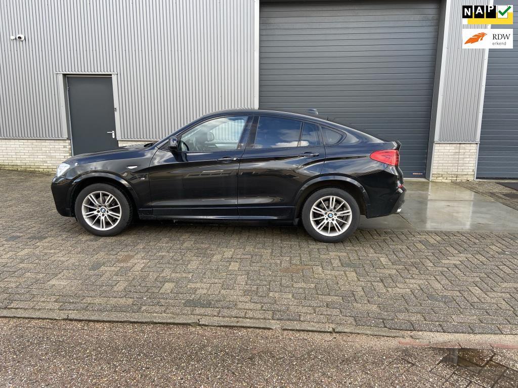 BMW X4 occasion - Autoverkoop en Lease Bakker