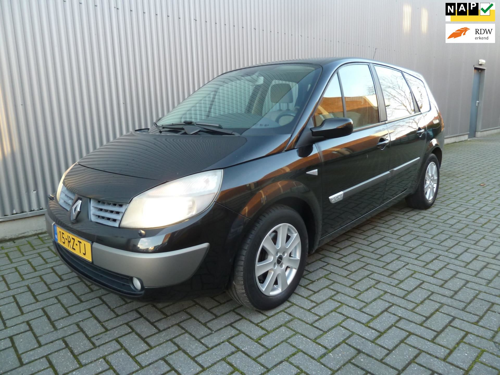 Renault Grand Scénic occasion - Auto040