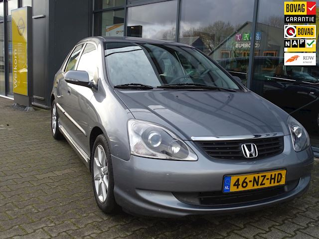 Honda Civic 1.4i LS AUTOMAAT