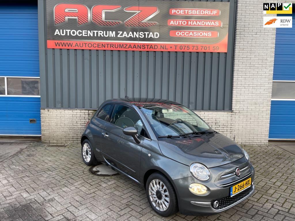 Fiat 500 occasion - Autocentrum Zaanstad