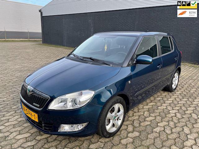 Skoda Fabia occasion - City Cars Breda