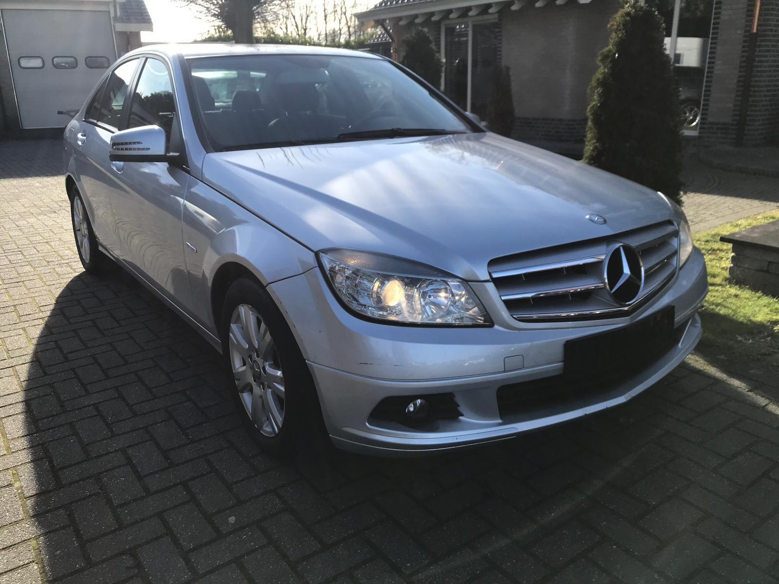 Mercedes-Benz C-klasse occasion - Van Sabben Auto's