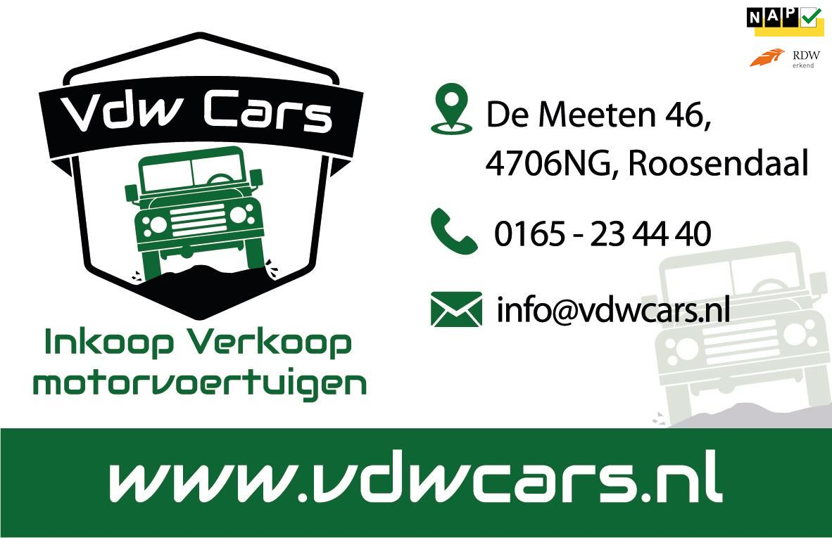 Gezocht Landrover Discoverys occasion - Vdw Cars & Parts