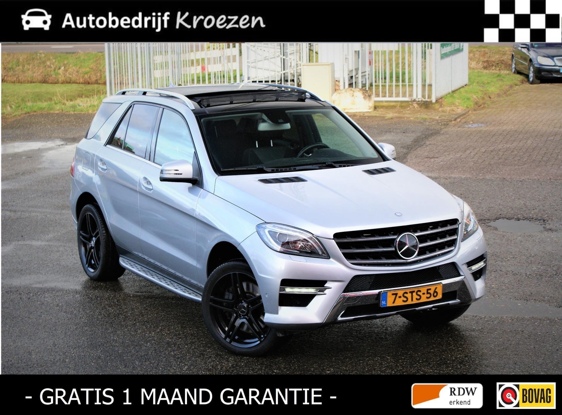 Mercedes-Benz M-klasse occasion - Autobedrijf Kroezen