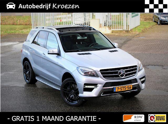 Mercedes-Benz M-klasse 350 * ///AMG Pakket * Pano Dak * Camera * Elektrische stoelen *