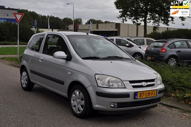 Hyundai Getz 1.3i GLS AUTOMAAT / AIRCO / STUURBEKRACHTIGING / nieuwe APK / 92.096 km NAP / ZEER NETTE STAAT