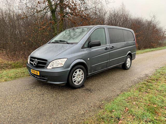 Mercedes-Benz Vito 122 CDI 320 Lang dubbel cabine dubbele standkachel v6