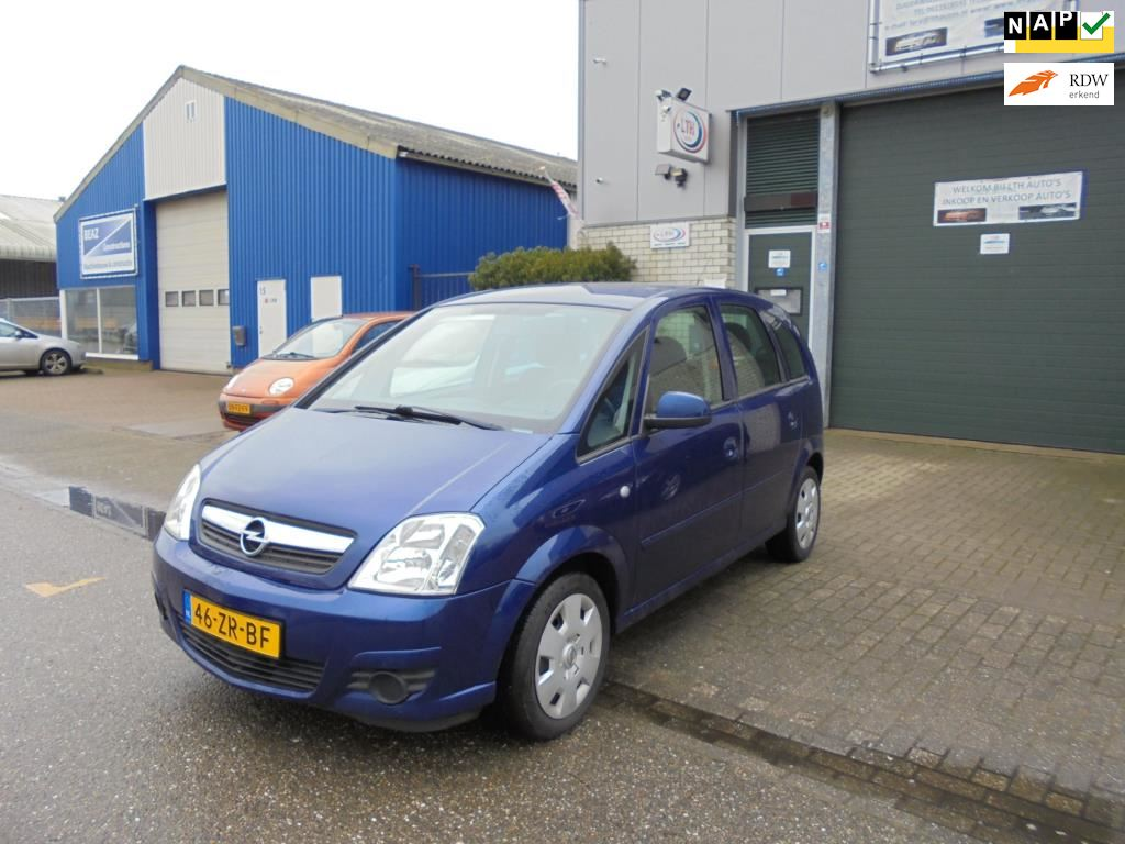 Opel Meriva occasion - LTH Auto's