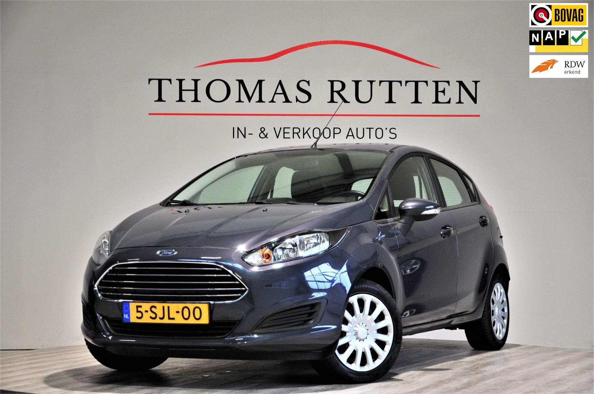Ford Fiesta occasion - Autobedrijf Thomas Rutten