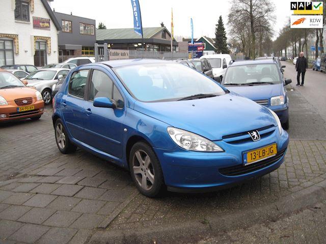 Peugeot 307 1.6-16V XS autom elek pak nap nw apk