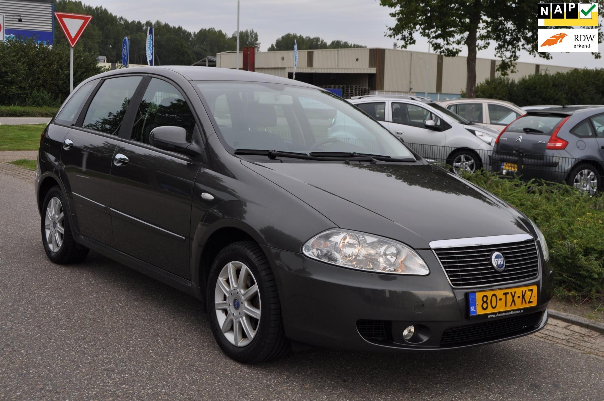 Fiat Croma occasion - Autobedrijf Bangma