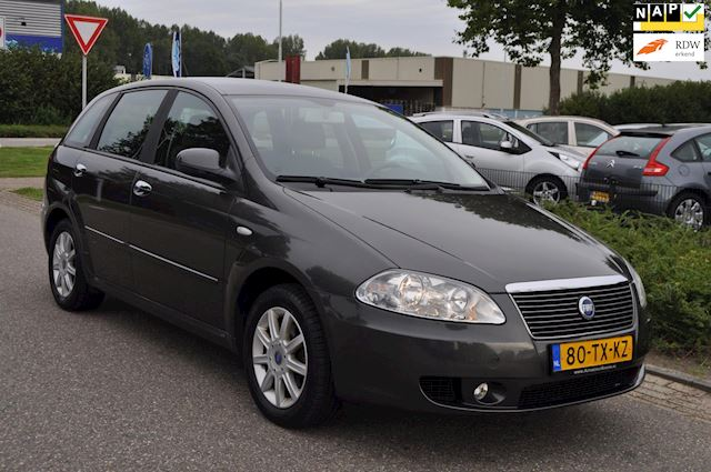 Fiat Croma 2.2-16V Dynamic AUTOMAAT / CLIMA AIRCO / LM-VELGEN / 85.054 km NAP!! / nieuwe APK / UITSTEKENDE STAAT!!