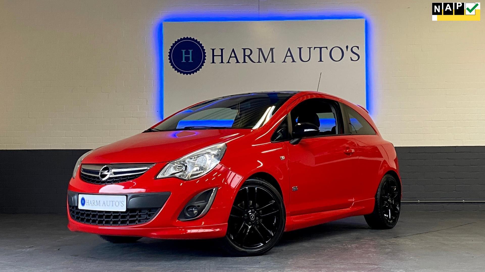 Opel Corsa occasion - Harm Auto's